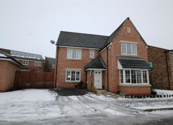 Thumbnail 4 bedroom detached house for sale in Fleming Way, Willington, Crook
