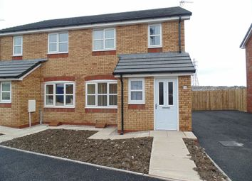 Thumbnail 3 bed semi-detached house to rent in St James Gardens, Barrow In Furness, Cumbria