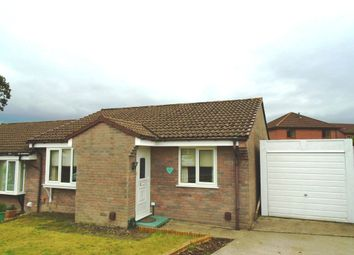 Thumbnail 2 bed semi-detached bungalow for sale in Heol Seion, Llangennech, Llanelli, Carmarthenshire