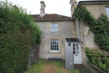 Thumbnail 2 bed terraced house to rent in Salisbury Road, Upton Lovell, Wiltshire, Ojl