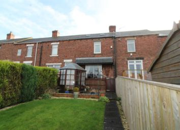 Thumbnail 2 bed terraced house for sale in Evelyn Terrace, Stanley