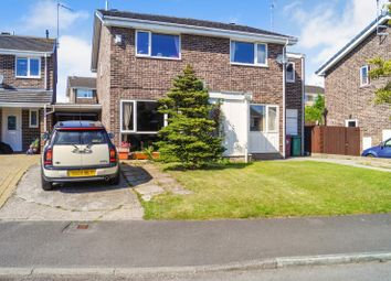 Thumbnail 2 bed semi-detached house for sale in Ullswater Drive, Dronfield Woodhouse, Derbyshire