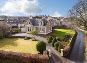 Thumbnail 4 bed detached house for sale in Crosshill Crescent, Strathaven, South Lanarkshire