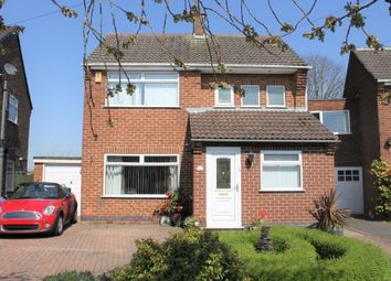 Thumbnail 4 bedroom detached house for sale in Cadgwith Drive, Darley Abbey, Derby