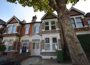 Thumbnail 4 bed terraced house to rent in Strone Road, London