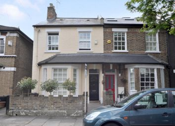 Thumbnail 3 bed semi-detached house to rent in Glebe Street, London
