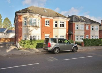 Thumbnail 3 bed flat to rent in Hook Heath Avenue, Woking, Surrey
