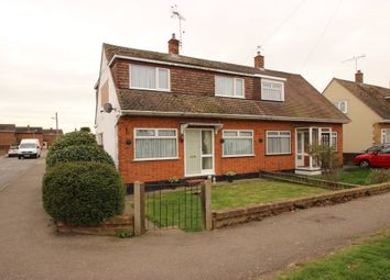 Thumbnail 3 bed property for sale in Danesfield, Benfleet