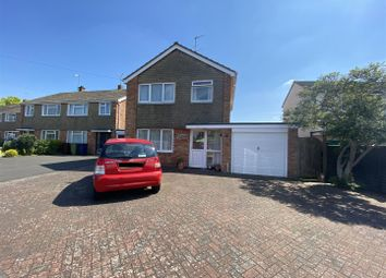 Thumbnail 3 bed detached house for sale in Churchill Grove, Tewkesbury