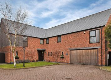 Thumbnail 5 bed barn conversion for sale in The Old Nurseries, Norwell, Newark