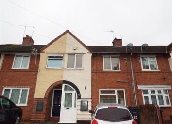 Thumbnail 3 bed end terrace house for sale in Sunningdale Road, Birmingham, West Midlands
