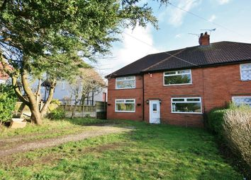 Thumbnail 4 bed semi-detached house to rent in Cobbs Lane, Wybunbury, Nantwich