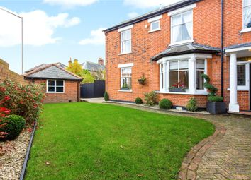 4 bed semi-detached house for sale in Station Road, Epping, Essex CM16