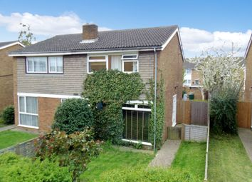 Thumbnail 3 bed semi-detached house for sale in Glebe Road, Sandy