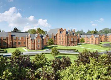 Thumbnail 2 bed flat for sale in Shelton Gardens, Bicton Heath, Shrewsbury
