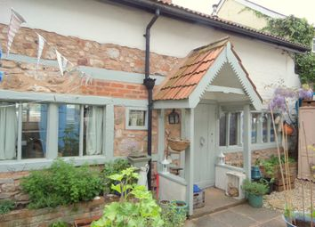 Thumbnail 2 bed cottage for sale in The Strand, Lympstone, Exmouth, Devon
