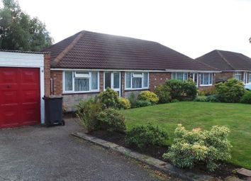 Thumbnail 2 bed bungalow for sale in North Drive, Sutton Coldfield