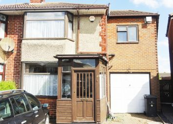 Thumbnail 4 bed semi-detached house to rent in Brackenthwaite, Leicester