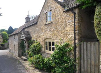 Thumbnail 3 bedroom detached house to rent in Queen Street, Chedworth, Cheltenham