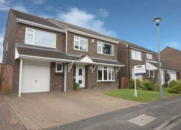 Thumbnail 4 bed detached house for sale in Holywell Green, Eaglescliffe, Stockton-On-Tees