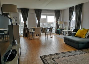 Thumbnail 3 bed flat to rent in Bentfield House, Beaufort Park, 26 Heritage Avenue, London