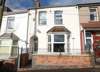 Thumbnail 3 bed terraced house for sale in Woodland Terrace, Senghenydd, Caerphilly