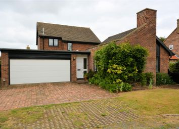 Thumbnail 3 bed detached house for sale in The Green, Gateforth, Selby
