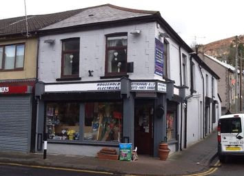 Thumbnail Retail premises for sale in Tonypandy, Rct