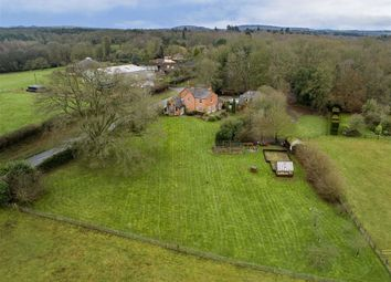 Thumbnail 4 bed detached house for sale in Newtown Common, Berkshire