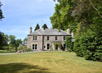 Thumbnail 7 bed detached house for sale in Moulinalmond House, Almondbank, Perthshire