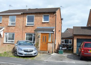 Thumbnail 3 bed property for sale in Canterbury Close, Weston-Super-Mare