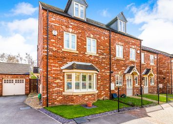 Thumbnail 4 bed terraced house for sale in Mere View, Wath-Upon-Dearne, Rotherham