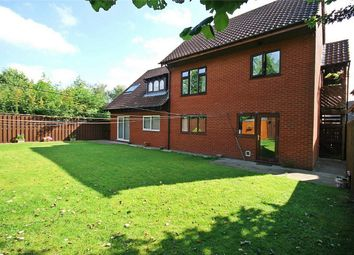Thumbnail 1 bed flat for sale in Frobisher Court, Old Hall, Warrington