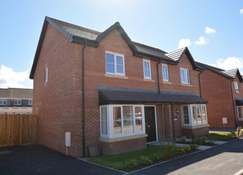 Thumbnail 3 bed semi-detached house for sale in Plot 3, The Sandpipers, Preston New Road, Blackpool