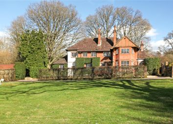 Thumbnail 4 bed detached house for sale in Water Lane, Enton, Godalming, Surrey