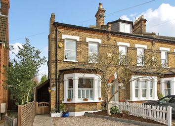 Thumbnail 4 bed end terrace house for sale in Amity Grove, London