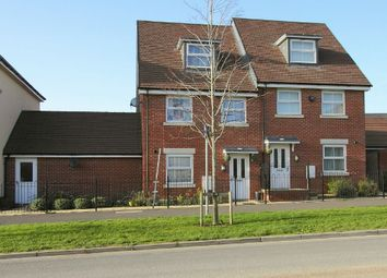 Thumbnail 3 bed semi-detached house for sale in Olympic Park Road, Andover