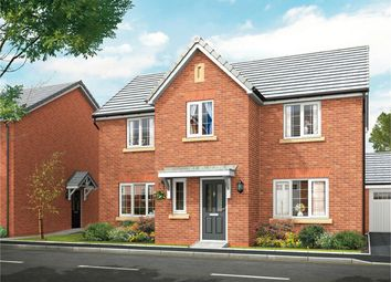 Thumbnail 4 bed detached house for sale in The Haversham School Lane, Guide, Blackburn