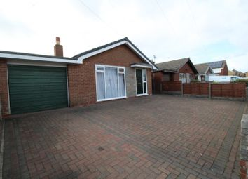 Thumbnail 2 bed detached bungalow for sale in Northway, Fleetwood, Lancashire