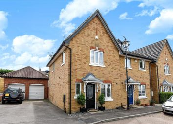 Thumbnail 3 bedroom semi-detached house for sale in Turners Court, Abridge, Romford, Essex