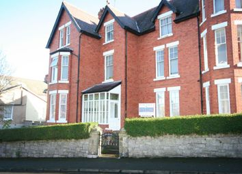 Thumbnail 1 bed flat for sale in Coed Pella Road, Colwyn Bay