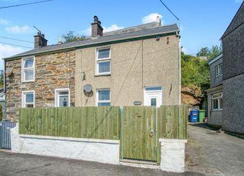 Thumbnail 1 bedroom semi-detached house for sale in Tyn Y Bryn, Penrhyndeudraeth, Gwynedd