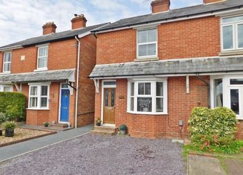 Thumbnail 3 bed end terrace house for sale in London Road, Cowplain, Waterlooville