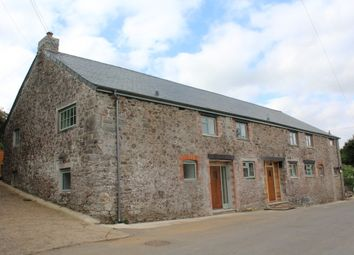 Thumbnail 4 bed barn conversion for sale in Old Totnes Road, Buckfastleigh