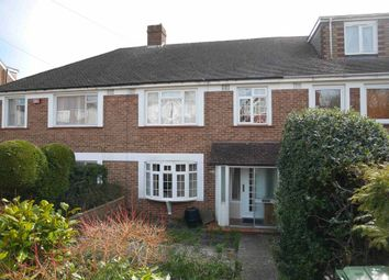 Thumbnail 3 bed terraced house for sale in Woodfield Avenue, Farlington, Portsmouth