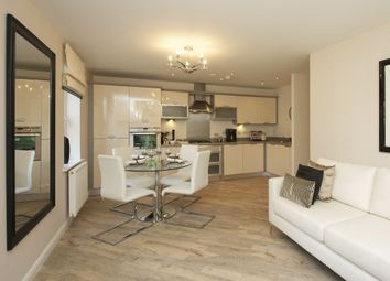 "Thumbnail 2 bed flat for sale in ""Wallace"" at Clippens Drive, Edinburgh"