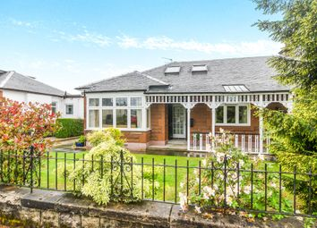 Thumbnail 4 bed semi-detached bungalow for sale in Barrland Drive, Giffnock, Glasgow
