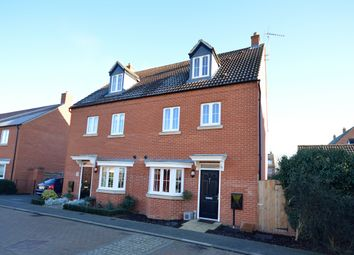 4 bed semi-detached house for sale in Brancey Close, Thrapston, Kettering NN14