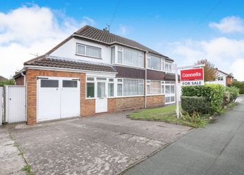 Thumbnail 3 bed semi-detached house for sale in Pool Hayes Lane, Willenhall