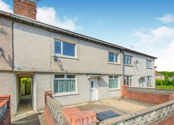 Thumbnail 3 bed terraced house for sale in Springfield Road, Risca, Newport
